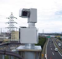 交通流監視カメラ