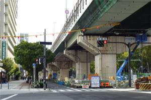 車線規制(1)