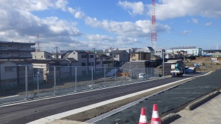 H27.11月末 松屋大和川通