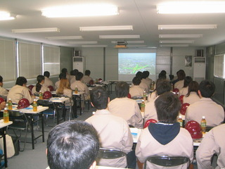 神戸市立工業高等専門学校都市工学科(第5学年)