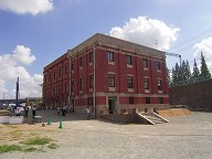 赤レンガ建築