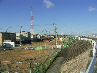 松屋大和川通 H22.01末