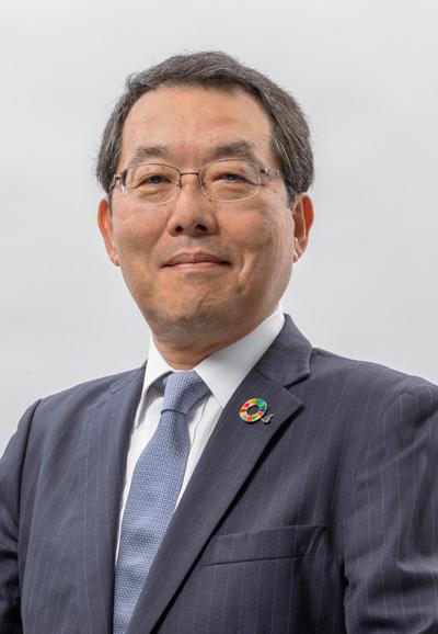 代表取締役社長 吉田 光市