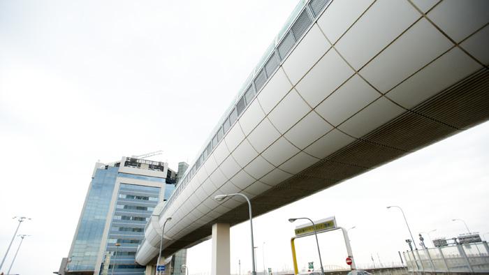 写真:泉大津パーキングエリア(海側)4号湾岸線(北行)