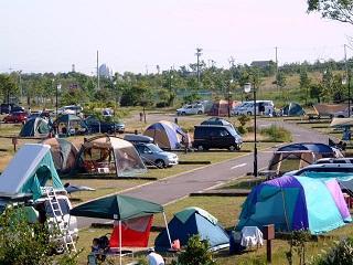 舞洲オートキャンプ場
